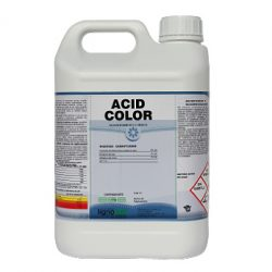 acid color