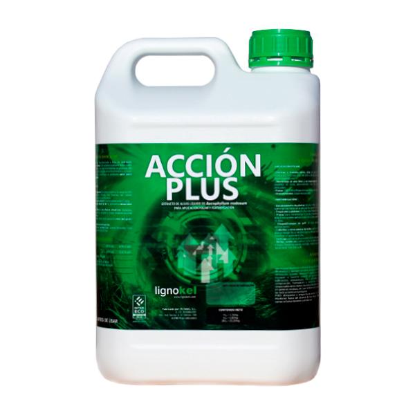 bioestimulantes agricolas Accion plus